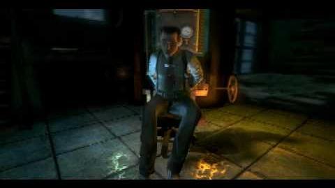 BioShock 2- Sinclair is..