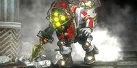 Враги в BioShock