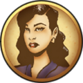 Brigid Tenenbaum PlayStation 3 BioShock Theme Icon.png