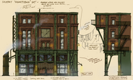 BI Scott Duquette Shantytown Building Concept Art