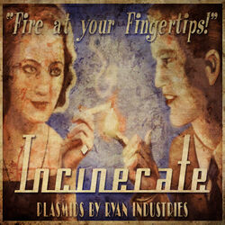 Plasmid Incinerate Poster