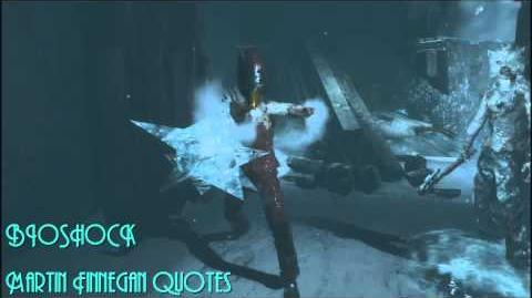 Bioshock Martin Finnegan Quotes Dialogue