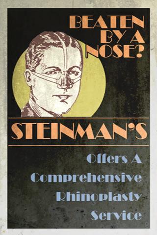 File:Steinman's Rhinoplasty Poster.png