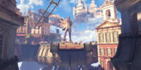 BioShock Infinite Locations