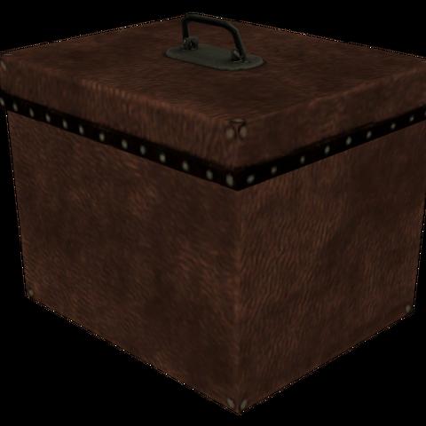 Caja de Columbia.