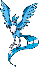 Articuno's special effect