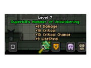 Superkill's Hammer of Unawakening