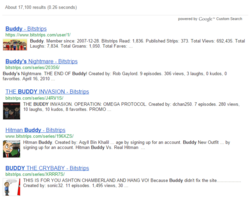 Search results for buddy