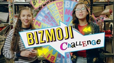 Bizmoji Challenge Bizaardvark Shorts Disney Channel