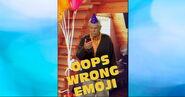 Grandpa Hugh Gets the Wrong Emoji