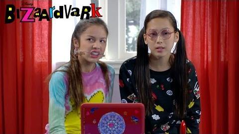 Origin Story Bizaardvark Disney Channel