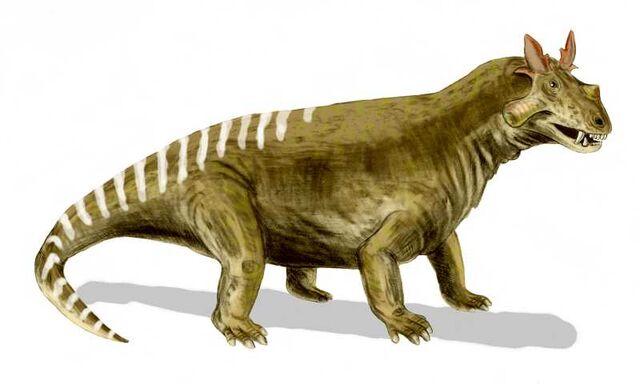 File:Estemmenosuchus BW.jpg
