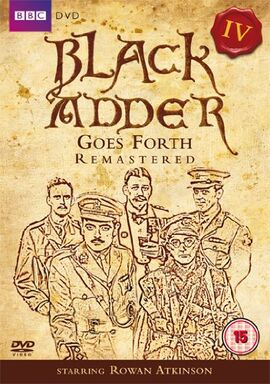Blackadder Remastered IV