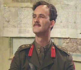 Blackadder 4 captain darling