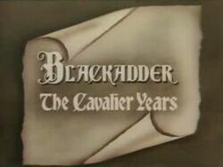 Blackadder Cavalier Years