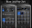 Blue Leather Zen