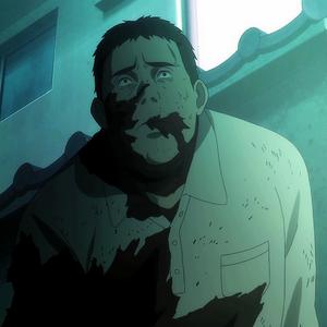 Sumiaki in the Anime