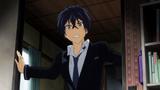 Rentaro in search of Enju
