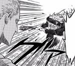 Asta attacks Heath