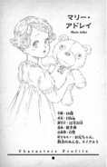 Marie Adlai Characters Profile