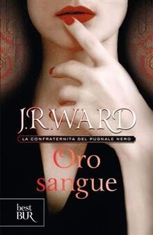 Oro sangue j.r.ward