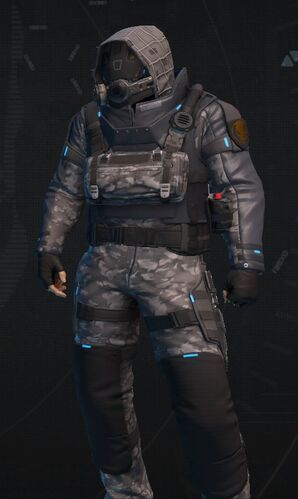 Survival Suit Ghost