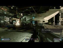 MMRS 'Elite' Burst SMG 3