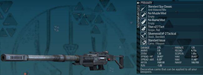 BLR Standard Spy Classic