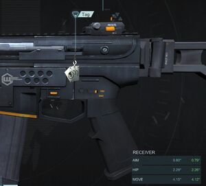 There of a Kind Weapon Tag