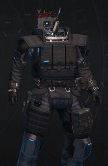 Peacekeeper MARS