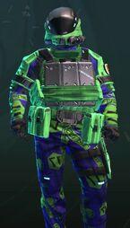 Class of 2017 Armor