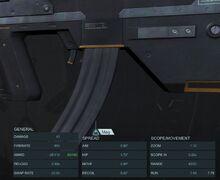 Vulcan STD-04XL BSMG