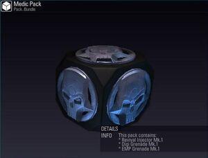 Medic Pack