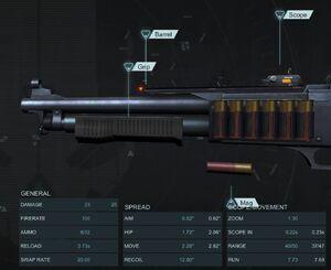 Krane SG Bar-20