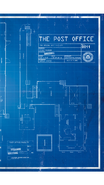 Post Office Blueprint 2