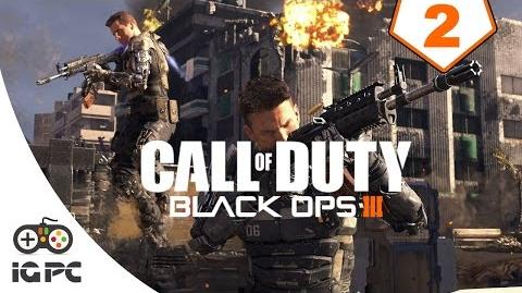 Call Of Duty Black Ops 3 - GamePLay - Mission 2 New World