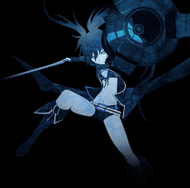 Manga Black Rock Shooter