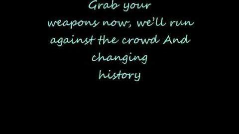 Black Veil Brides New Religion Lyrics