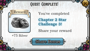 Quest Chapter 2 Star Challenge 3!-Rewards