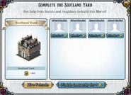 Scotland Yard tasks to 1