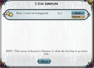 Quest 2 Star Gangplank-Tasks