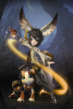 Blade and Soul Summoner
