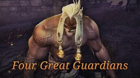Blade & Soul Four Great Guardians