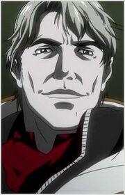 Deacon Frost Anime