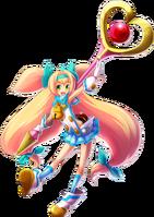Platinum the Trinity (Chronophantasma, Character Select Artwork, 2)