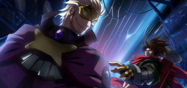 File:Bang Shishigami (Chronophantasma, Arcade Mode Illustration, 1).png