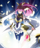 Tsubaki Yayoi (Chronophantasma, Arcade Mode Illustration, 3, Type A)