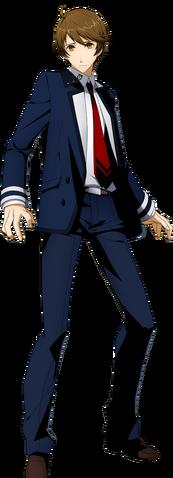File:Tōya Kagari (Character Artwork, 3, Type A).png