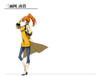 Yuki Himezuru (Concept Artwork, 2)