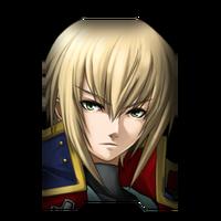 Jin Kisaragi (Calamity Trigger, Portrait)